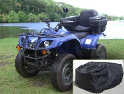 Deluxe ATV Covers (XXL). Fits Utility ATV up to 100″ Length.