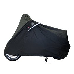 Dowco 05142 GuardianWeatherAll Plus Cover, Black – Scooter