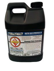 Duragard® Arctic Blue Hydraulic Fluid – 2.5 Gallon Jug