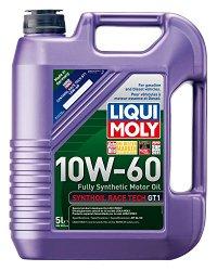 Liqui Moly (2024-4PK) Synthoil Race Tech GT1 10W-60 Motor Oil – 5 Liter, (Pack of 4)
