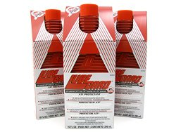 LUBEGARD Lube Gard Automatic Transmission Fluid ATF Synthetic Additive Red 60902 3 pack