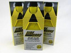 LUBEGARD Lube Gard Standard Gear & Rear End Transmission Oil Additive 3 pack