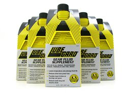 LUBEGARD Lube Gard Standard Gear & Rear End Transmission Oil Additive 6 pack