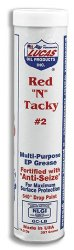 Lucas Oil 10005-60-10PK Red Tacky Grease (10/14Oz)
