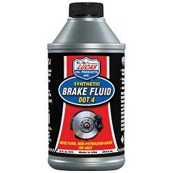 Lucas Oil 10827 Brake Fluid – 12 oz.