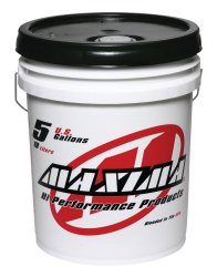 Maxima (56505) 15WT Standard Hydraulic Fork Oil – 5 Gallon Pail