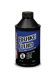 Maxima 80-86912 DOT 4 Brake Fluid – 12 oz. Bottle