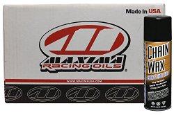 Maxima Racing Oils CS74908-20PK-20PK Chain Wax Aerosol – 110 oz., (Pack of 20)