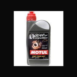 Motul 823511 Gear FF Competition 75W140 100 Percent Synthetic Ester Based Racing Lubricant for Limited Slip Differential (LSD) – 1 Liter