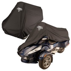 Nelson-Rigg CAS-370 Black Full Cover for Can-Am Spyder RT