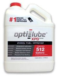 Opti-Lube XPD Formula Diesel Fuel Additive: 1 Gallon without Accessories