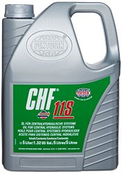 Pentosin 1405216 CHF 11S Synthetic Hydraulic Fluid, 5 Liter