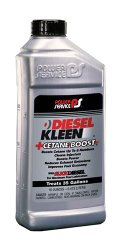 Power Service 03016-09 +Cetane Boost Diesel Kleen Fuel Additive – 16 oz.