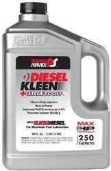 Power Service 03080-06 +Cetane Boost Diesel Kleen Fuel Additive – 80 oz.