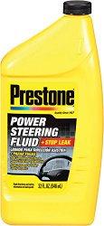 Prestone AS263 Power Steering Fluid with Stop Leak – 32 oz.