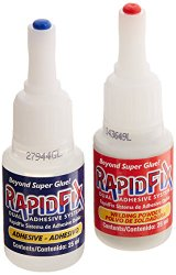 RapidFix RFX7121100 Dual Adhesive System – Single Pack
