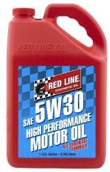 Red Line 15305 5W30 Motor Oil – 1 Gallon Jug