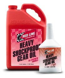 Red Line 58205 Heavy ShockProof Gear Oil – 1 Gallon