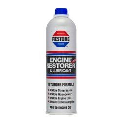 Restore (00016) 8-Cylinder Formula Engine Restorer and Lubricant – 16 oz.