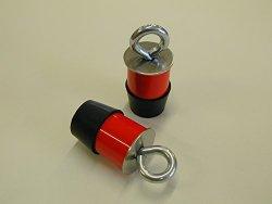 Set of (2) Polaris Lock & Ride Type Eyelet Tie Down Anchor Kit for Ranger UTV's