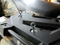 Set of (4) Polaris Lock & Ride Eyelet Tie Down Kit for Sportsman, RZR, ACE & ATV's