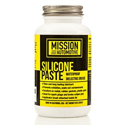 Silicone Paste – Waterproof Dielectric Grease (8 Oz.) – Made in USA