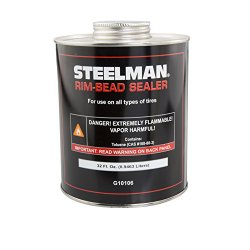 STEELMAN G10106 Tire Rim Bead Sealer – 1 Quart