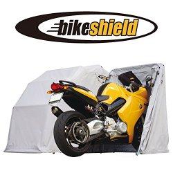 The Bike Shield Standard (Medium) Motorcycle Shelter / Motorcycle Storage