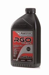 Torco A248514CE 85W-140 Racing Gear Oil