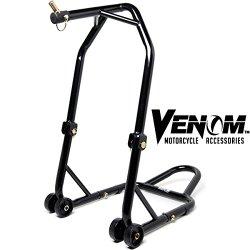 Venom Motorcycle Triple Tree Headlift Front Wheel Lift Stand For Yamaha, Honda, Kawasaki, Suzuki, Ducati, BMW – Sport Street Bike Motorcycle