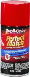 Dupli-Color BGM0398 Bright Red General Motors Exact-Match Automotive Paint – 8 oz. Aerosol