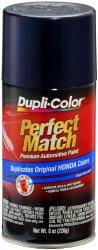 Dupli-Color BHA0991 Royal Blue Pearl Honda Exact-Match Automotive Paint – 8 oz. Aerosol