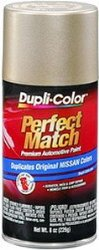 Dupli-Color BNS0594 Pebble Beige Nissan Exact-Match Automotive Paint – 8 oz. Aerosol