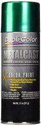 Dupli-Color MC203 Green Metal Cast Anodized Color – 11 oz.