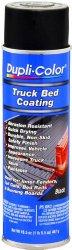 Dupli-Color (TR250-6 PK) Black Truck Bed Coating – 16.5 oz. Aerosol, (Case of 6)