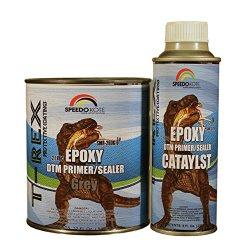 Epoxy Fast Dry 2.1 low voc DTM Primer & Sealer Gray Quart Kit, SMR-260G-Q/261-8