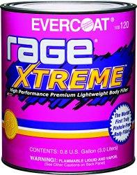 Evercoat 120 Rage Xtreme High Performance Premium Lightweight Body Filler – Gallon
