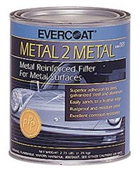Fibreglass Evercoat 889 Metal-2-Metal Aluminum Reinforced Filler – Quart