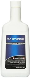 Genuine Hyundai Fluid (00232-19013) Windshield Washer Concentrate – 32 oz.