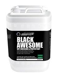 Nanoskin (NA-BAE640) Black Awesome VRT Dressing and Protectant – 5 Gallon