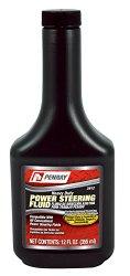 Penray 3912 Heavy Duty Power Steering Fluid – 12-Ounce Bottle