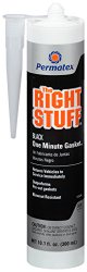 Permatex 33694-6PK The Right Stuff Gasket Maker, 10.1 oz. (Pack of 6)