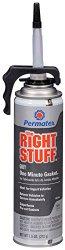 Permatex 85144 The Right Stuff Grey Gasket Maker, 7.5 oz.