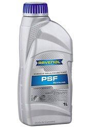 RAVENOL J1B1031 Power Steering Fluid – PSF Semi-Synthetic Hydraulic Fluid (1 Liter)