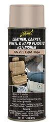 SM Arnold (65-202) Leather, Carpet, Vinyl & Hard Plastic Refinisher, Light Beige – 11 oz.