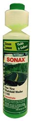 Sonax (386141) Clear View Windshield Washer 1:100 Concentrate – 8.45 oz.
