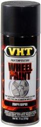 VHT SP183 Satin Black Wheel Paint Can – 11 oz.
