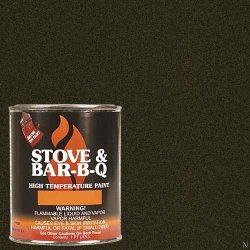 Woodeze 5SA-8146 High Temp Paint- Goldenfire Brown