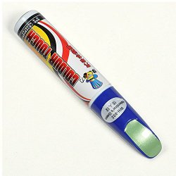 Wotefusi Car Motorcycle New One Piece Professional Mending Remover Scratch Repair Paint Painting Pen Valentine's Green