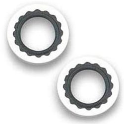 Earls 178006ERL Stat-O-Seal 3/8″ O-Ring, (Pack of 2)